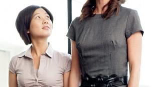 Taller women
