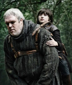 Hodor and Broca's Aphasia. Source: frpnet.net