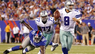 Dallas Cowboys, Tony Romo