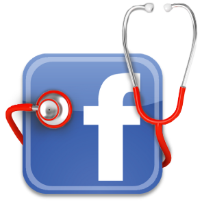 Facebook health benefits