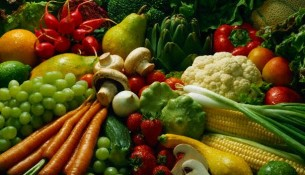 Fruits and vegetables is very important to your overall diet.